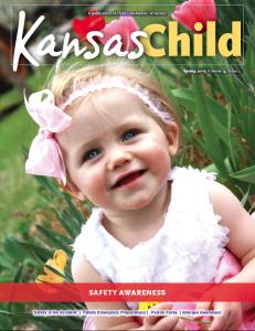 Kansas Child Spring 2015