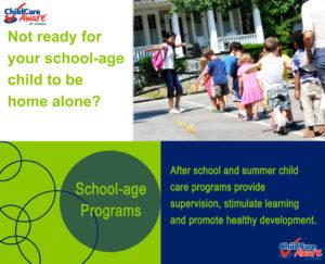 School Age Program Quality Child Care