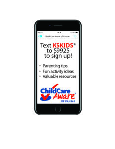 Parent Texting KSKIDS 59925