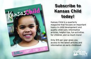Subscription to Kansas Child